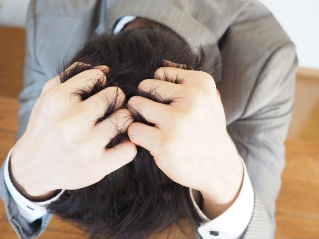 薄毛とストレスの関係について